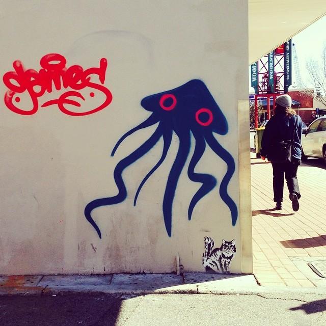 Octo Alien