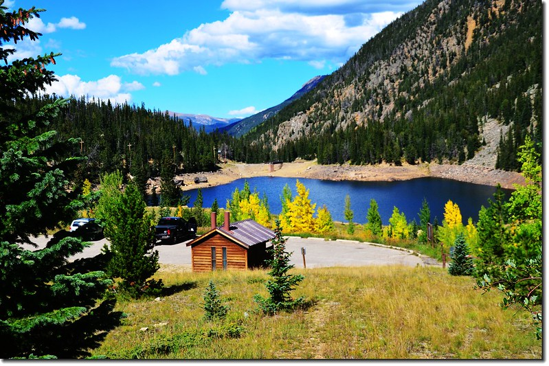 Clear Lake, Guanella Pass, Colorado