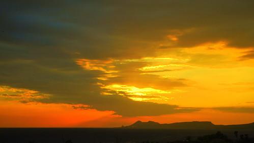 sunset zonsondergang villas bonaire bes kralendijk sabadeco caribbeannetherlands caribischnederland