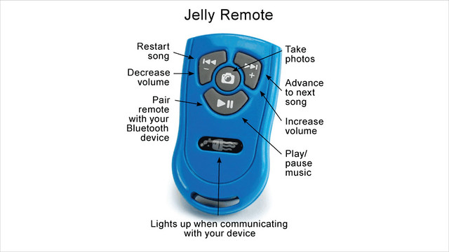 Jelly Remote Functions