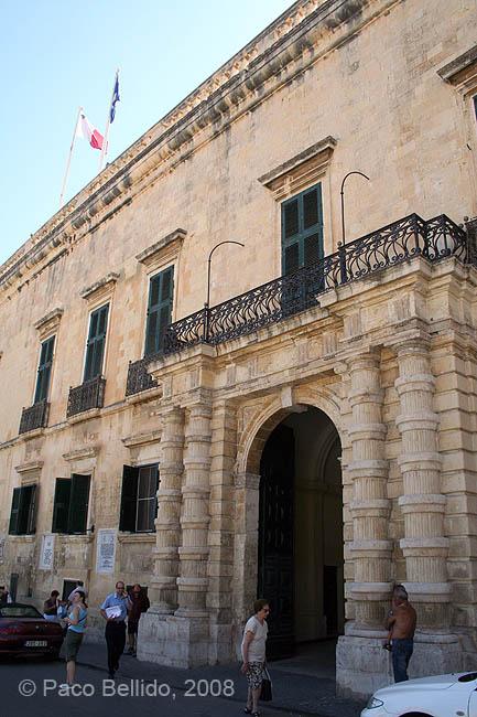 Palacio del Gran Maestre. © Paco Bellido, 2008
