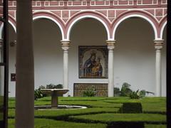 Museo de Bellas Artes - Plaza de Museo - Seville - courtyard gardens