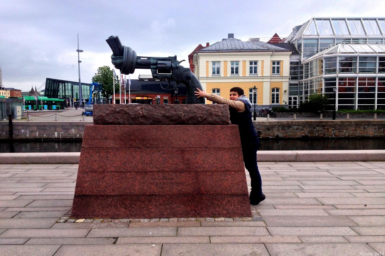 The Knotted Gun, Malmö, Sverige