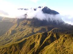 Survol de La Réunion