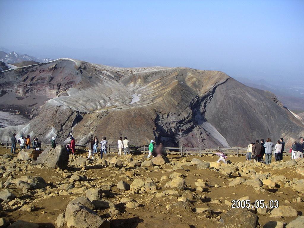 蔵王のお釜20050503 (16)