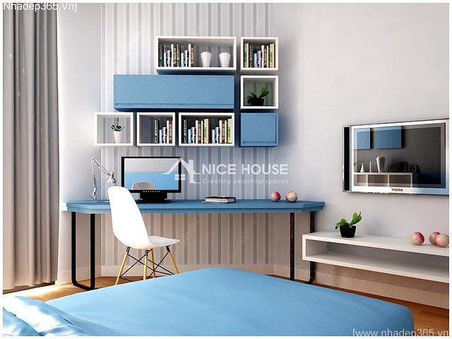 thiết kế nội thất chung cư Time city_2
