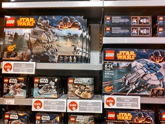Star Wars sets on sale
