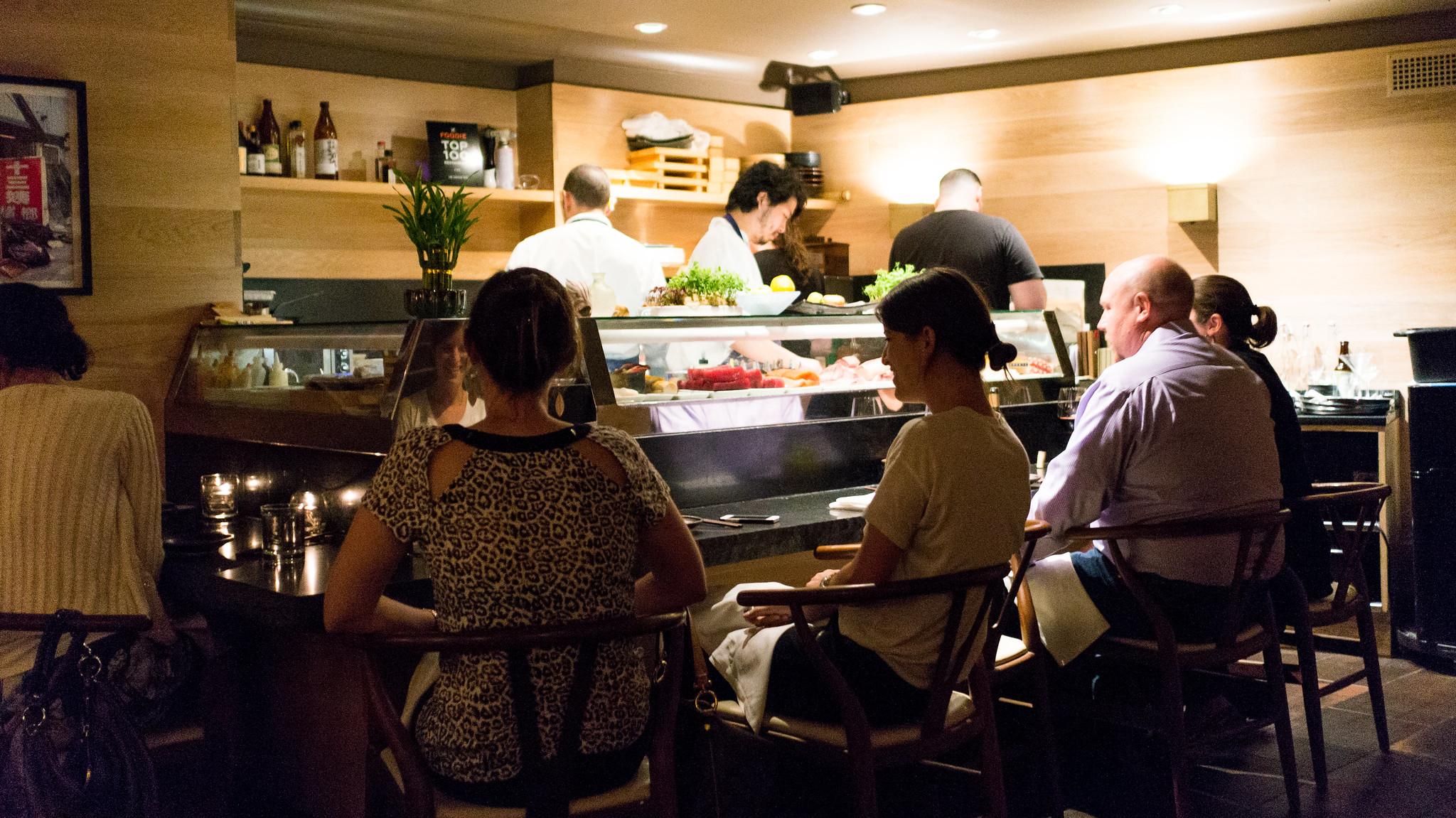 food for thought | a miami food blog: Uni Sashimi Bar - Boston