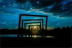 sundown at the lageveld....by tjep
