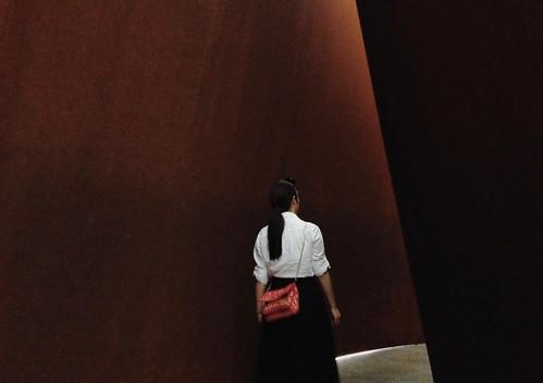 Torqued Ellipses Richard Serra Dia Richard Serra Dia Beacon
