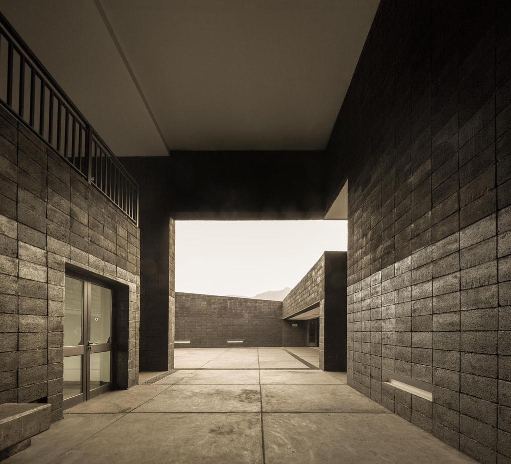 Parque natural da ilha do fogo, OTO Arquitectos