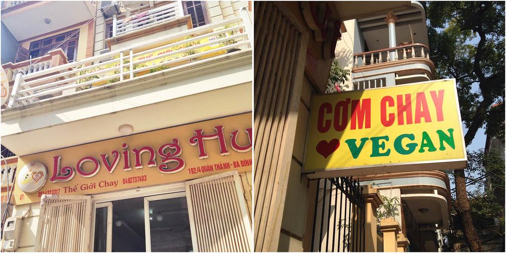 Vegan Hanoi