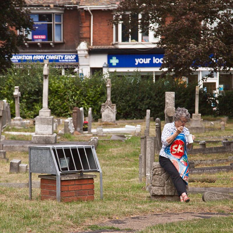 Hadleigh Cemetery & Church
