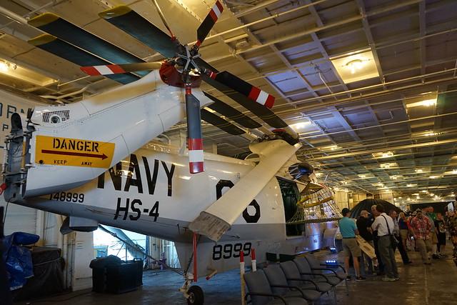 USS Hornet Museum