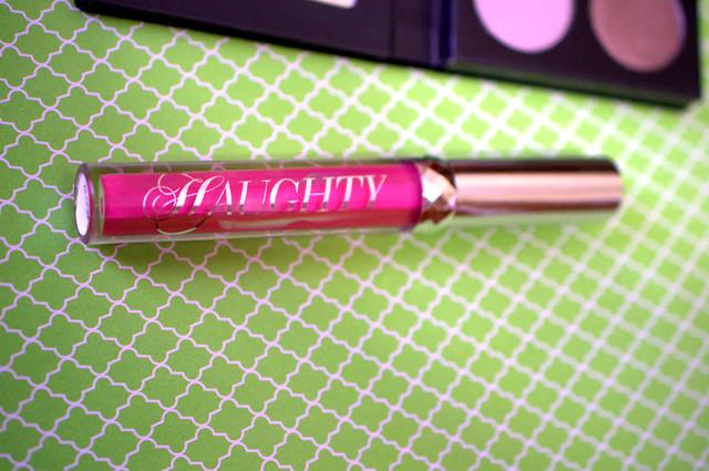 Haughty Cosmetics  gloss