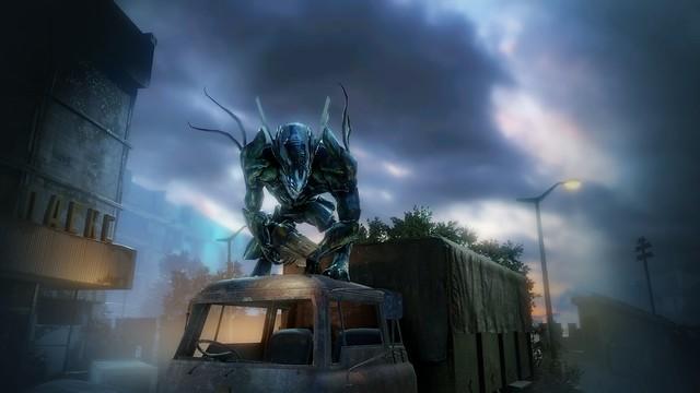 Alienation on PS4