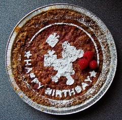 Raspberry Crack Pie