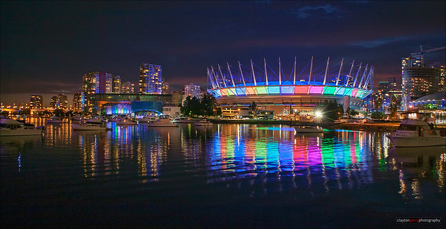 All The Colors Of Vancouver