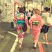Harajuku Yukata & Street Art