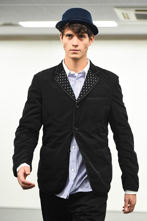 SS15 Tokyo COMME des GARCONS HOMME017_Luuk Van Oz(Fashion Press)