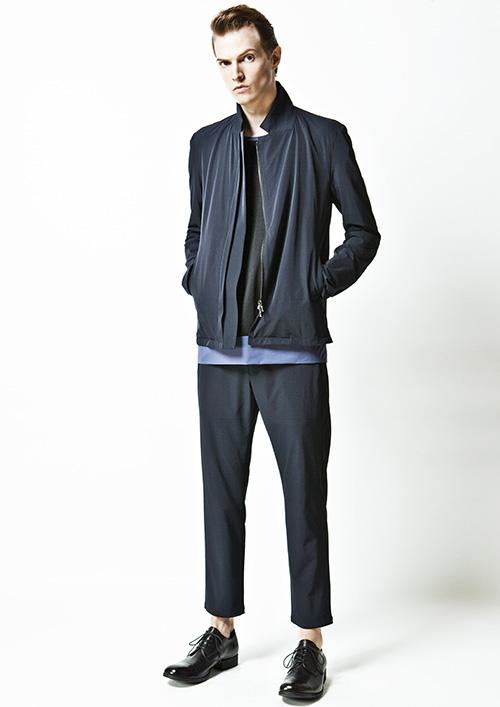 SS15 Tokyo KAZUYUKI KUMAGAI029_Adrian Bosch(Fashion Press)