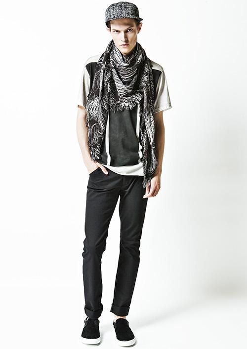 SS15 Tokyo KAZUYUKI KUMAGAI007_Adrian Bosch(Fashion Press)