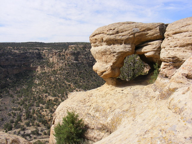 New Mexico Natural Arch NM-429