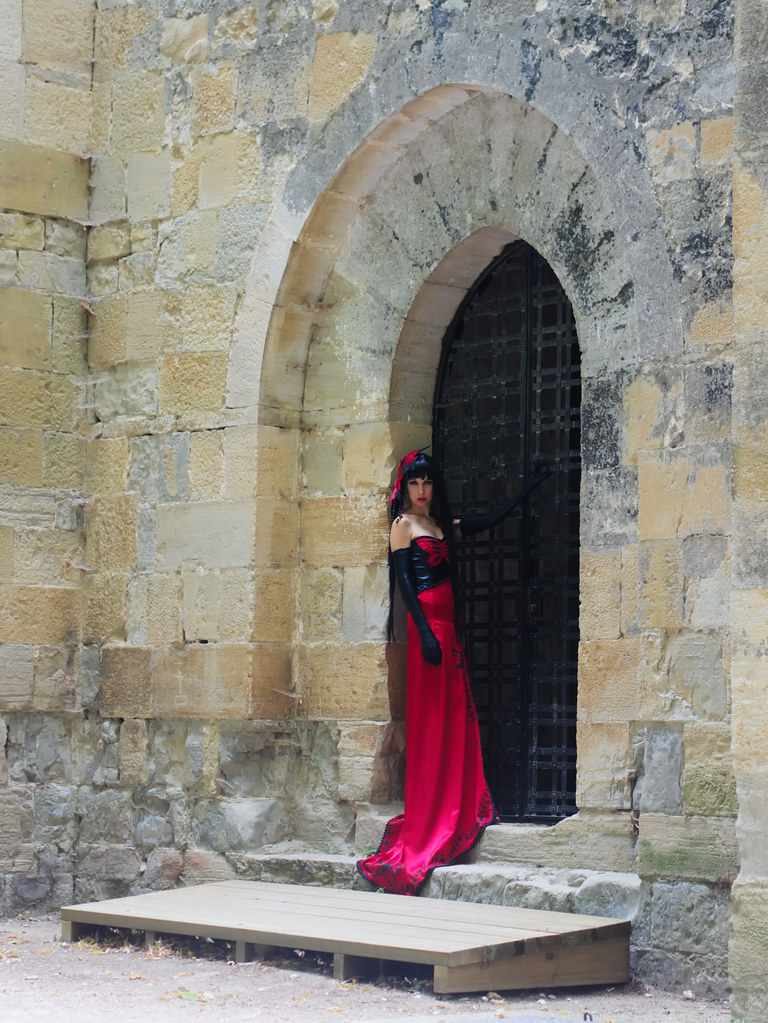related image - Shooting Yuuko Ichihara - Melisandre - Parc de St Pons - 2014-07-20- P1890165