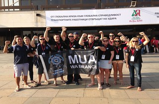 MUA Youth Contingent