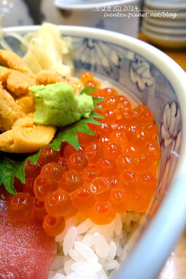 40日本東京築地市場つきじ かんの菅野商店生魚片丼飯