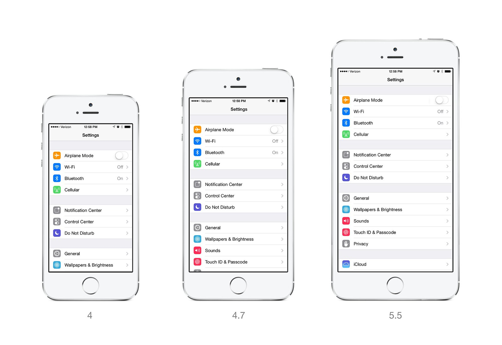 iPhone 6 More Space