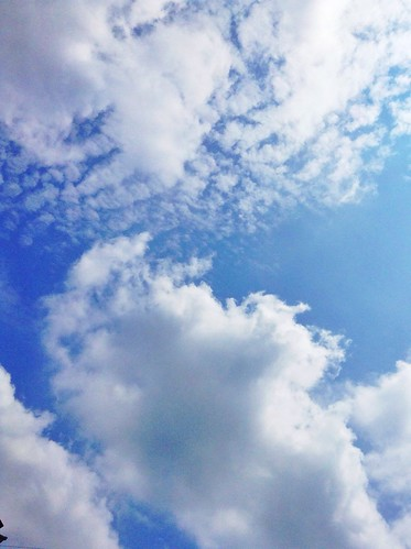 Blue Sky 青空 8/13/2014
