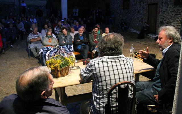 II CALECHO EN ARIEGO DE ABAJO EN LA CASA DE PEPE - 13.08.14
