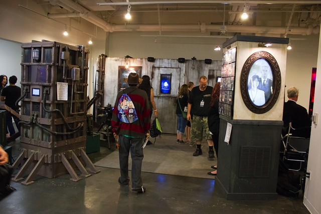 ScareLA 2014 exhibit hall show floor