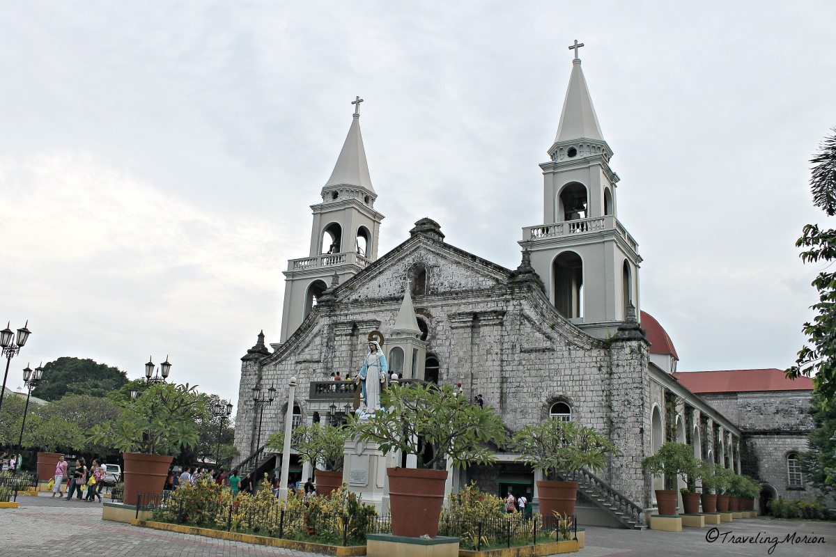 Jaro Cathedral in Iloilo City