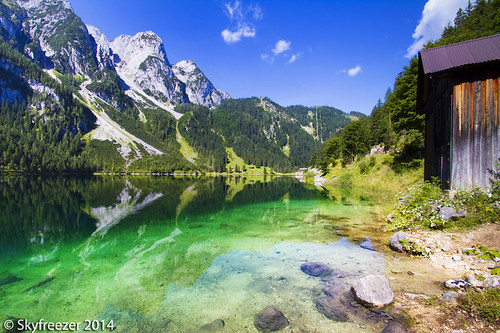 lake mountains alps nature beautiful landscape austria amazing hiking gorgeous autriche salzkammergut 奥地利 skyfreezer