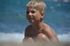 Johann am Strand
