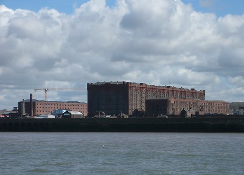 Northern Docks Warehouses