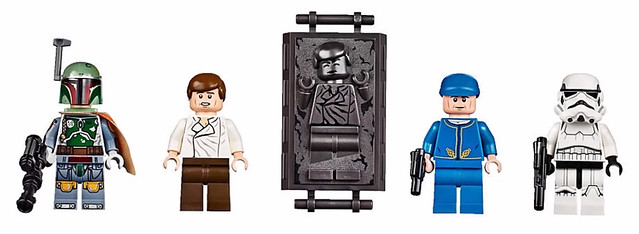 LEGO Star Wars UCS 75060 - Slave I