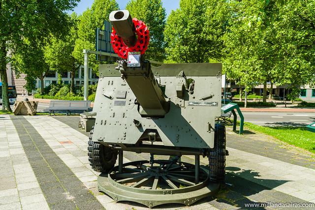 Monumento en memoria de la guerra de Arnhem