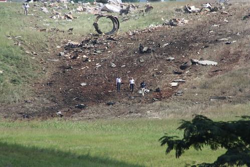 UPS Flight 1354 Crash Site / P2013-0814D071