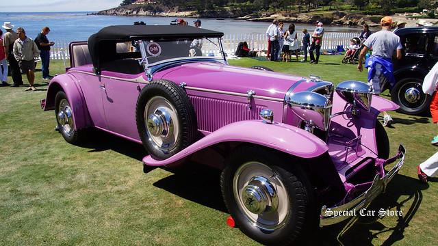 1929 Ruxton C Baker Raulang Roadster