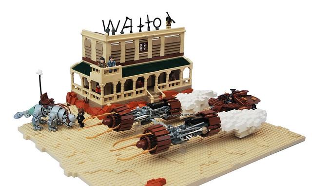 Lego Pood Btcl Tee Raha Bitcoiniga