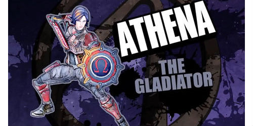 Borderlands- The Pre-Sequel-Athena