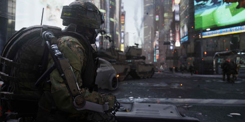 Call of Duty: Advanced Warfare tailer, Memories