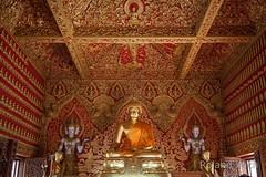 Chiang Mai - Wat Buppharam