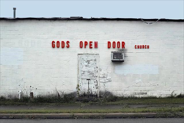 Gods Open Door Church  (air conditioned)