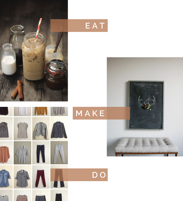 Eat, Make, Do | v. 02