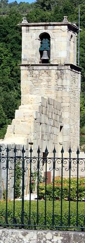 Convento e Igreja de São João de Tarouca (torre sineira)