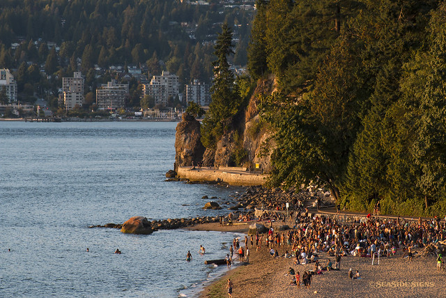 Summertime... and the Livin' is Easy ~ Vancouver, BC